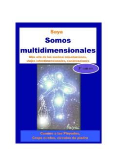 LIBRO SOMOS MULTIDIMENSIONALES