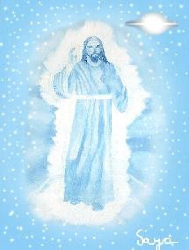 oleo cristo cosmico ascendido